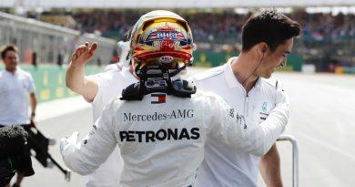 F1: Lewis Hamilton marca a pole-position para GP da Grã-Bretanha