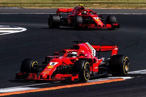 F1: Sebastian Vettel marca a pole para GP da Alemanha