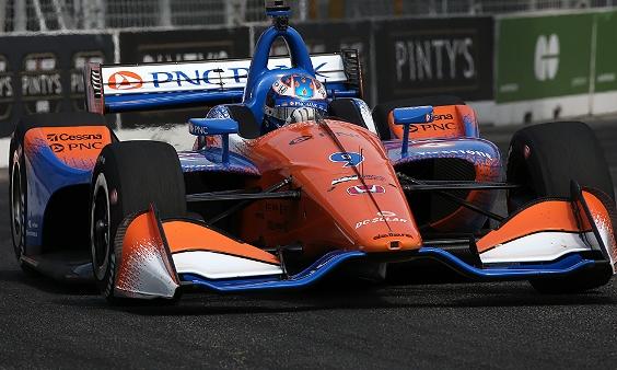 IndyCar: Scott Dixon vence GP de Toronto