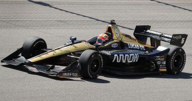 IndyCar: James Hinchcliffe vence GP de Iowa