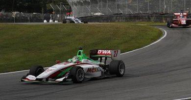 Indy Lights: Patricio O'Ward vence as duas provas em Mid-Ohio