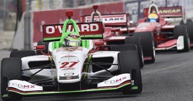 Indy Lights: Pato O'Ward e Santiago Urrutia vencem em Toronto