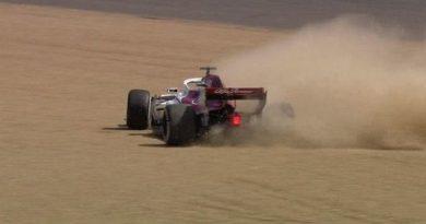 F1: Para diretor de provas da F1, opção por asa aberta ocasionou colisões