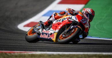 MotoGP: Marc Márquez vence o movimentado GP da Holanda