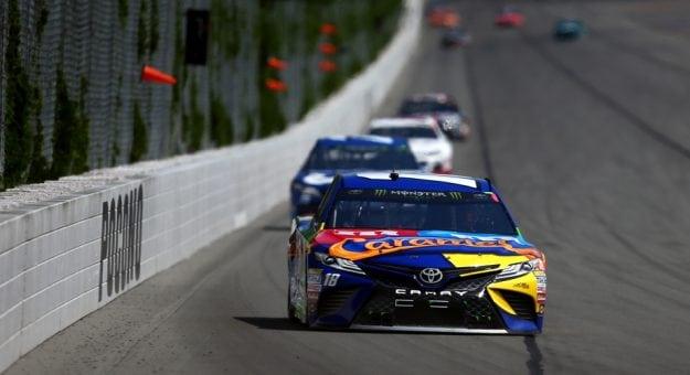 NASCAR Monster Energy Cup Series: Kyle Busch vence em Pocono