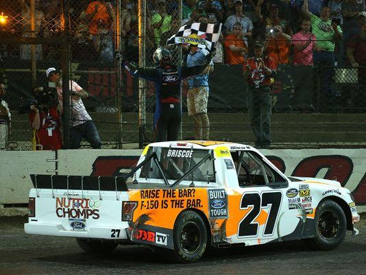 NASCAR Camping World Truck Series: Chase Briscoe vence no Eldora Speedway