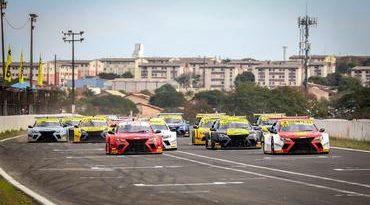 Sprint Race: Diego Ramos (PRO) e Caê Coelho (GP) vencem a primeira corrida em Londrina
