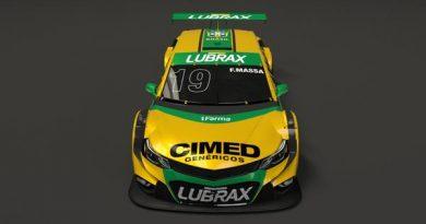 Stock Car: Confira como será o carro de Felipe Massa na Corrida do Milhão