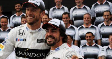 Button para Alonso sobre vida fora da Fórmula 1: 'é fantástica, fantástica'