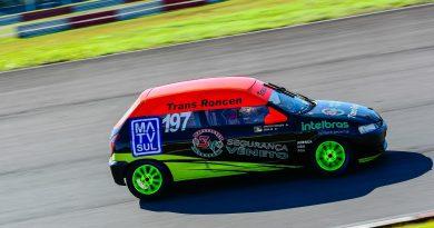 Campeonato Gaúcho de Super Turismo: Dupla Roncen/Sena vai para Santa Cruz para se manter na liderança