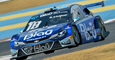Stock Car: Blau Motorsport aposta no bom retrospecto de Khodair em Campo Grande