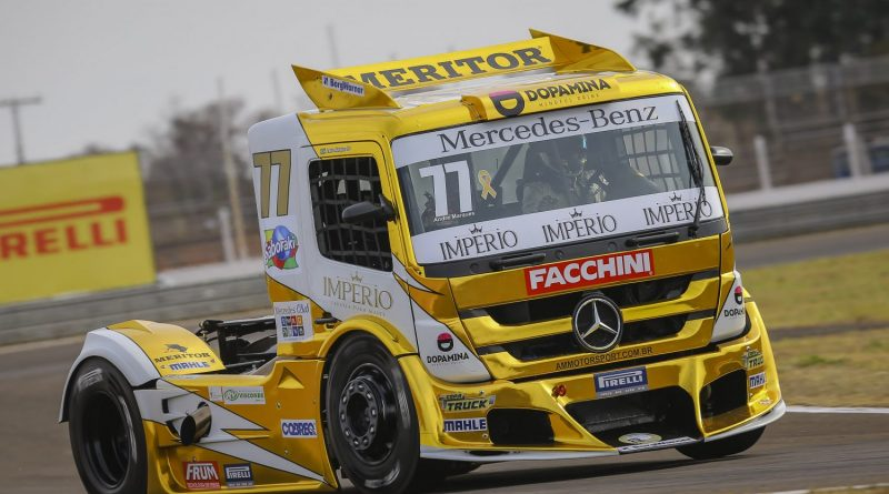 Copa Truck: Decisão em Goiânia pode render mais troféus para a André Marques