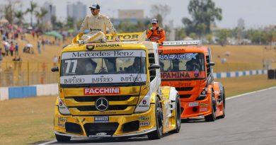 Copa Truck: André Marques lidera corrida de pontos para a Grande Final