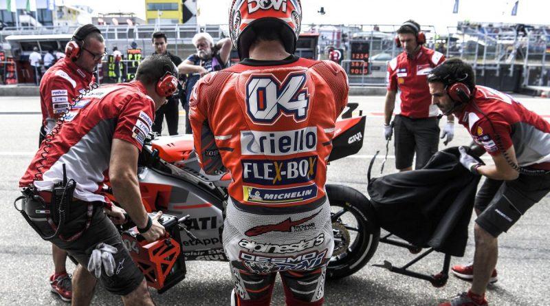 MotoGP: Dovizioso lidera treinos livres em San Marino