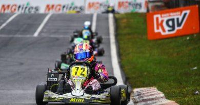 Kart: Antonella Bassani disputa playoffs da Copa Rotax em busca de vaga no Mundial