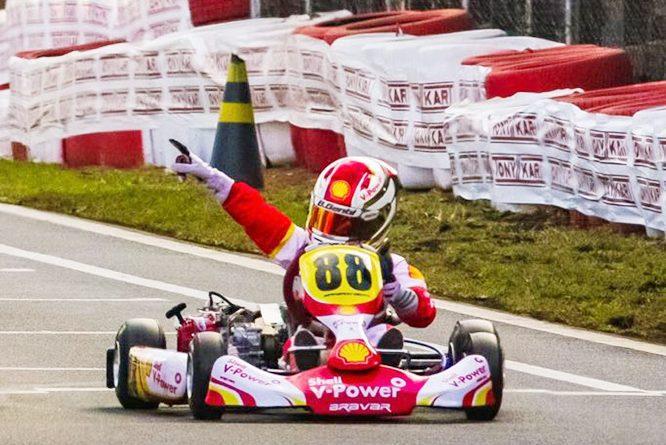 Kart: Bernardo Gentil competirá no kartismo norte-americano no segundo semestre