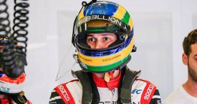 WEC: Senna bate forte, fratura o tornozelo direito e está fora das 6 H de Silverstone