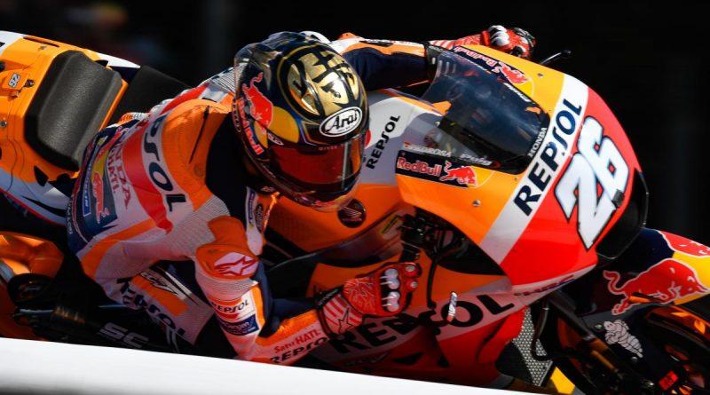 MotoGP: Pedrosa bate próprio recorde e lidera treinos livres na República Checa