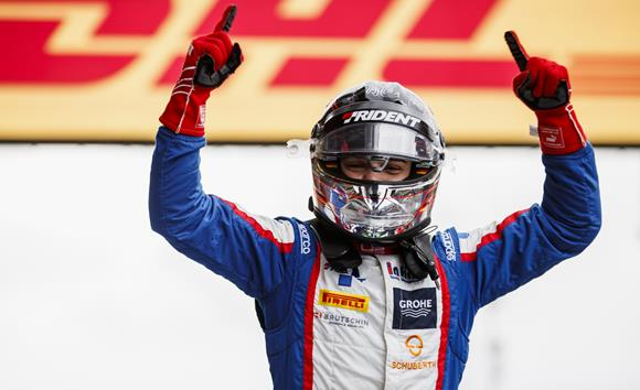 GP3: David Beckmann vence a primeira corrida em Spa