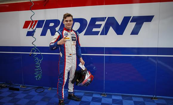 GP3: David Beckmann marca pole em Monza