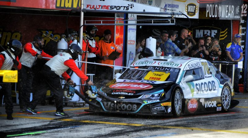 Stock Car: Incidente no final da prova prejudica Diego Nunes na Corrida do Milhão
