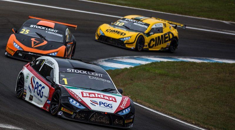 """Stock Car Light também vai encarar o circuito """"oval"""" de Goiânia"""
