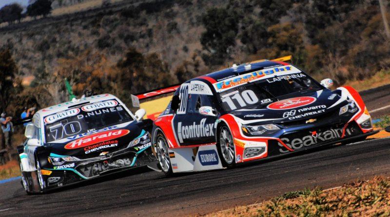 Stock Car: Felipe Lapenna coloca Cavaleiro Sports em quinto em Campo Grande