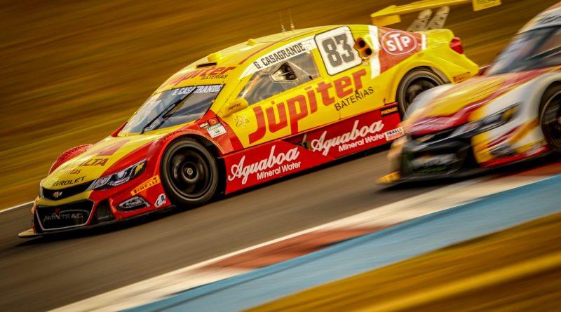 Stock Car: Gabriel Casagrande é o mais rápido do 2º Treino Livre em Mogi Guaçu