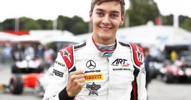Fórmula 2: George Russell marca a pole em Monza; Sette Câmara larga em 2º