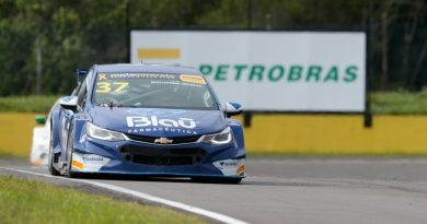 Marcas: atrasos da programação e problemas nos freios atrapalham treinos de Guilherme Reischl