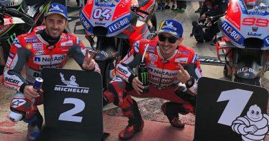 MotoGP: Lorenzo consegue segunda pole na temporada