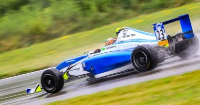 Kiko Porto faz estreia na Fórmula 4 nos Estados Unidos