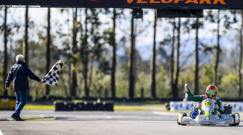 Kart: Tony Kart é campeã da Codasur no Sul-Americano