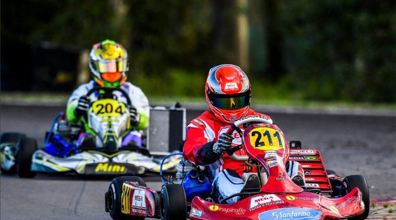 Luiz Eduardo Salau foi 3º no Sul-Americano e comemora resultado mais expressivo na nova categoria