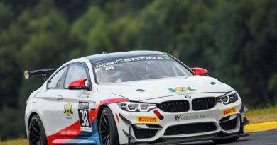 Luiz Otávio Floss disputa a 5ª etapa do GT4 European Series na Hungria neste final de semana