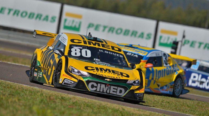Stock Car: Marcos Gomes é o mais rápido no 2º Treino Livre em Campo Grande