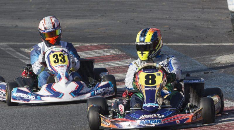 Kart: Campeonato Brasileiro de Rotax terá disputas acirradas por títulos e vagas no Mundial
