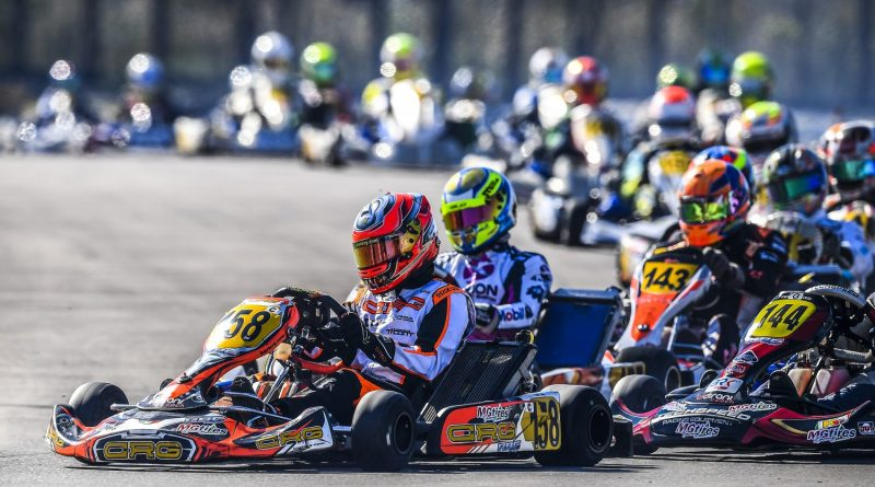 Kart: CRG conquistou o vice-campeonato na categoria mais importante do Campeonato Sul-Americano