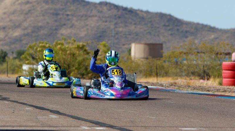 Kart: Campeão Brasileiro, Pedro Lopes quer repetir título em solo norte-americano
