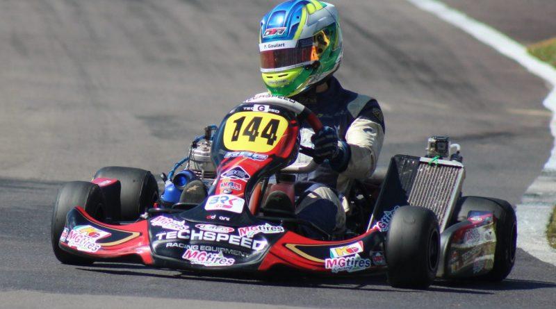 Kart: Pedro Goulart superou 45 competidores e foi o 3º colocado no Campeonato Sul-Americano