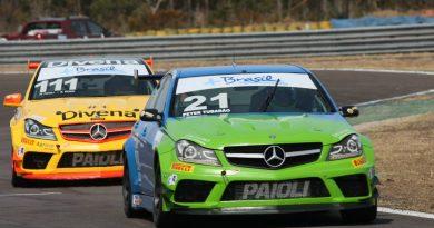 Após meia temporada, disputa segue intensa no Mercedes-Benz Challenge