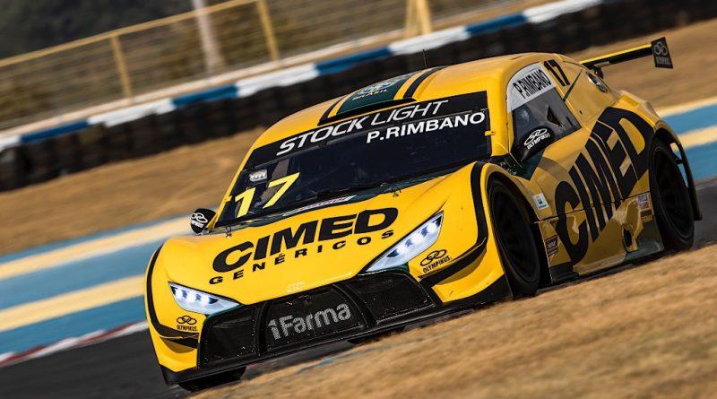 Stock Light: Pietro Rimbano é o mais rápido no 3º Treino Livre em Campo Grande