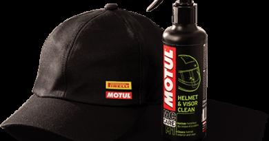 Pirelli e Motul fazem promoção para motociclistas