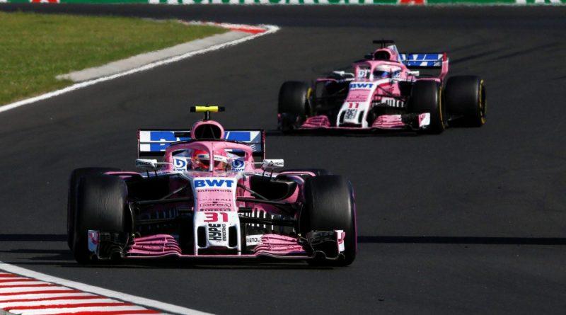 F1: Force India muda de nome e agora é Racing Point Force India