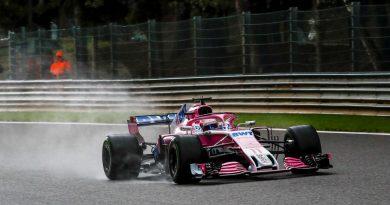 F1: Sérgio Perez é o mais rápido no 1º Treino Livre em Monza
