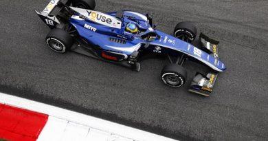 Fórmula 2: Sérgio Sette Camara começa treinos na frente em Monza