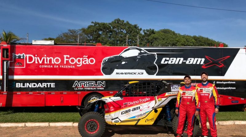 Rally dos Sertões: Bicampeão com carros e Campeão do Dakar, Reinaldo Varela quer vitória de UTV