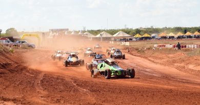 Campeonato Brasileiro UPL de Velocidade na Terra define os campeões da segunda etapa, na Bahia