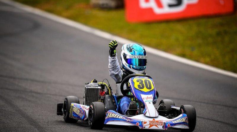 Kart: Vinícius Tessaro é campeão da Copa Rotax e correrá o Brasileiro em busca da vaga no Mundial Rotax