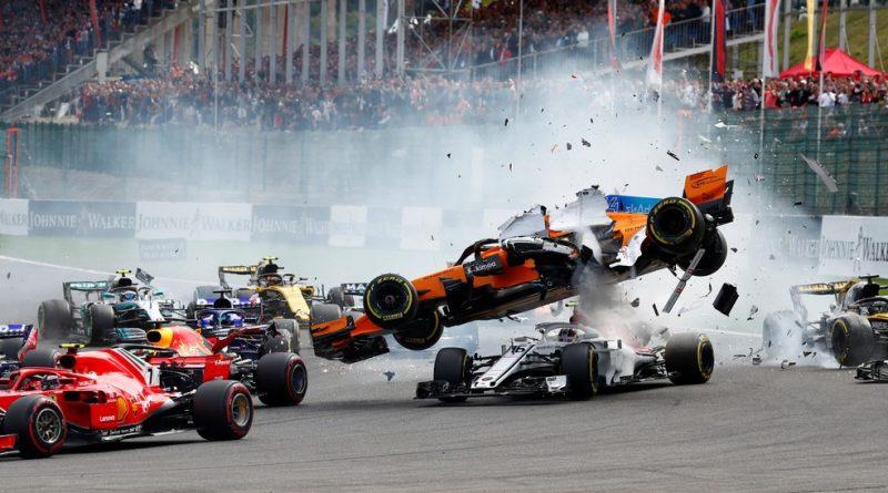 F1: Hulkenberg perde 10 posições no GP da Itália por acidente na Bélgica